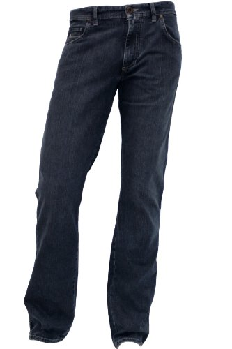ALBERTO Herren Jeans Stone T400 Ring-Denim Stone 8237 in 34/34