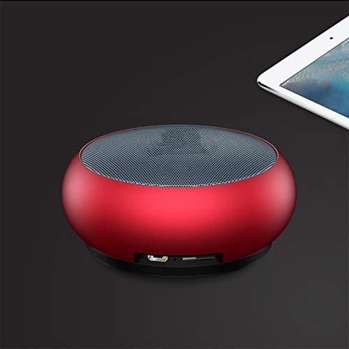 XKstyle Altavoces, Sonido Envolvente 3D, subwoofer estéreo portátil al Aire Libre, Impermeable (Color : C)