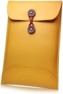 Barnes & Noble Nook (1st Ed.) Case, BoxWave [Manila Leather Envelope] Retro Envelope Style Hip Cover for Barnes & Noble NOOKcolor | Nook (1st Ed.), Tablet 7