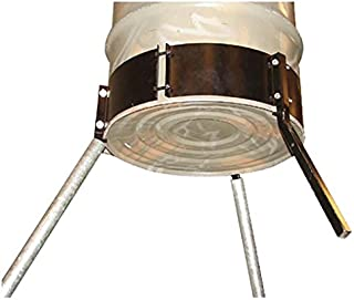 All Seasons Deer Feeder 55 Gallon Barrel Band - 700343