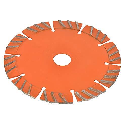 5 hojas de sierra circular de diamante de 133 mm, hoja de sierra para hormigón, disco de corte para cortar hormigón, ladrillo, granito, piedra de cuarzo