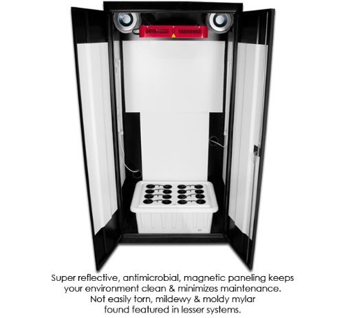 Supercloset Grow Box LED Deluxe