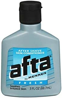 Afta After Shave Skin Conditioner Fresh 3 oz (Pack of 11)