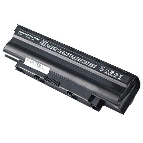 BTMKS Notebook Laptop J1KND 4T7JN Battery for Dell Inspiron 3420 3520 3450 3550 3750 13R 14R 15R 17R N3010 N4010 N4110 N5010 N5110 N5010 N7010 M5110 M4110 M501 W7H3N [Li-ion 11.1V 7800mAh 9 Cell]