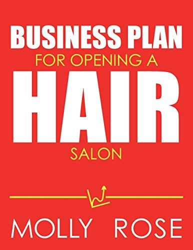 Business Plan For Opening A Hair Salon