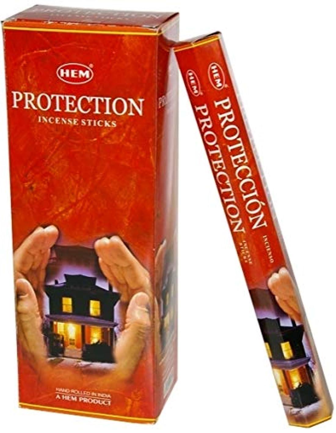 サワーアイデアスロベニアHEM(ヘム)社 プロテクション香 スティック PROTECTION 6箱セット