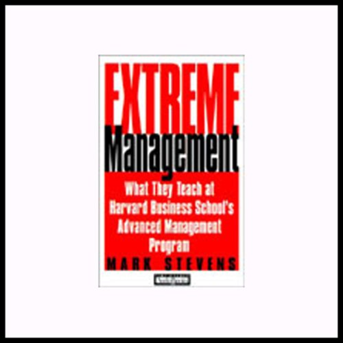 Extreme Management cover art