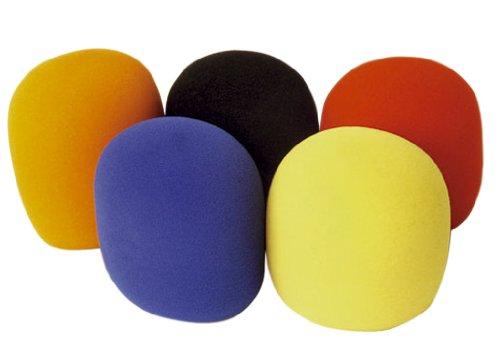Soundlab Protection pour microphone dynamique Multicolore