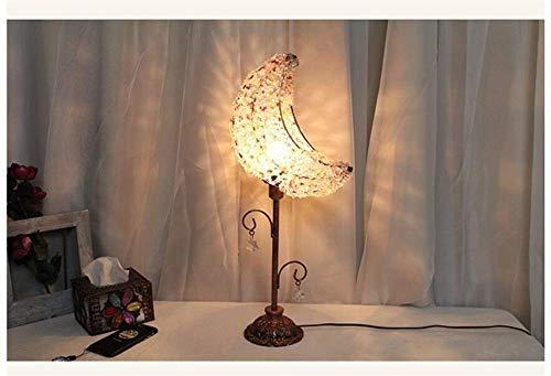 BOSSLV Lampes Murales de Lavage Lampes Murales Applique Vintage Nordic Moon Love Lamps Littérature Japonaise à la Main