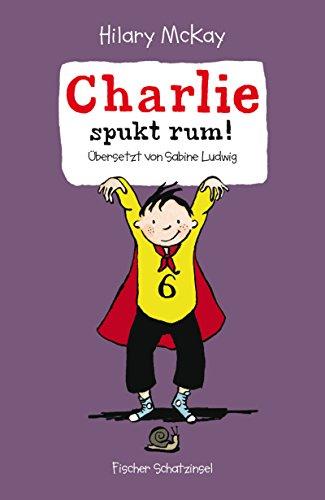 Charlie spukt rum!