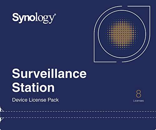 Synology License Pack x 8
