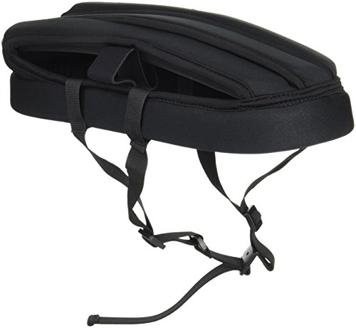 POI DESIGNS(ピーオーアイデザイン) ヘルメット カスク ヘッドギア ネオプレーン ブラック ブラック XL (頭...
