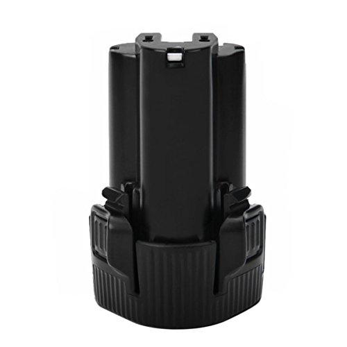 Joiry 10.8V 2.5Ah Li-ion Batteria per Makita BL1013 BL1014 DF030D DF330D LCT203W 194550-6 194551-4 195332-9