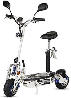Patinete Scooter Eléctrico dos ruedas, Color Negro,