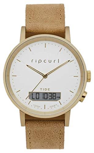 Rip Curl Men's Circa Tide Digital Watch Gold A1149G-GOL