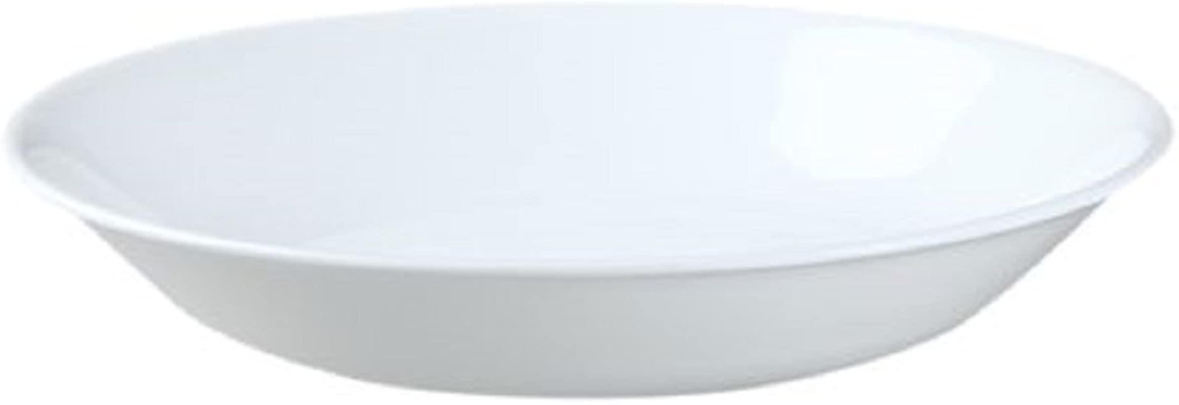 Corelle Livingware Winter Frost White 20 Ounce Pasta Bowl Set Of 8