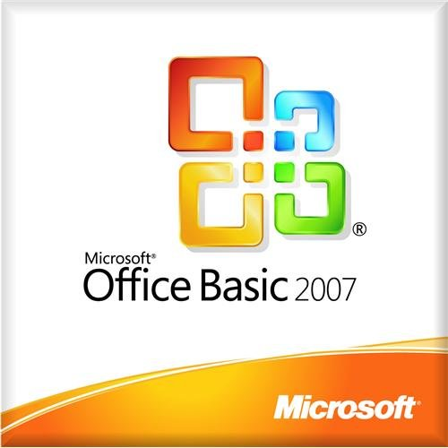 MS 1x Office 2007 Basic V2 MLK OEM (SK)