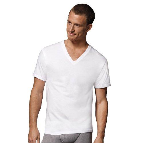 Camisa Sin Cuello Hombre  marca Hanes