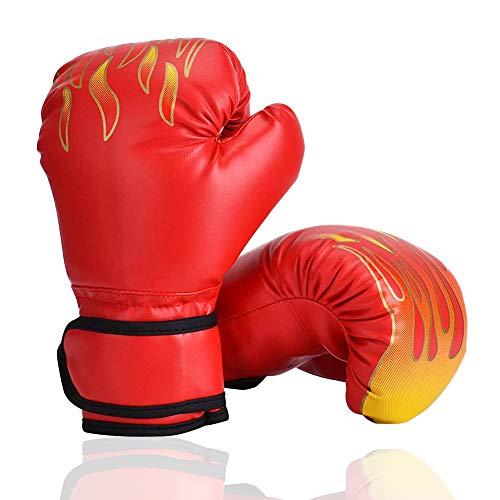 YUIP Guantes de Boxeo para niños, 4 oz, Juego de 2 Unidades, para Entrenamiento de Boxeo