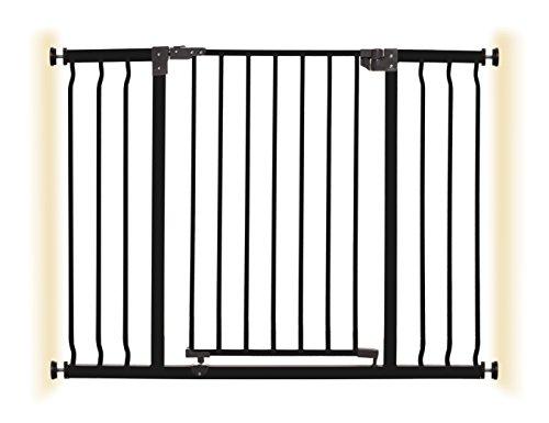 Dreambaby Barriere de sécurité Liberty Extra large (99-106cm), Noir