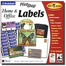 The Print Shop Home and Office Labels