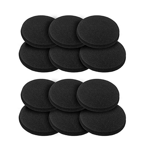 Review Housewares Solutions 12 Pieces Activated Carbon Filters Compost Bin Replacement Filters - 12 ...