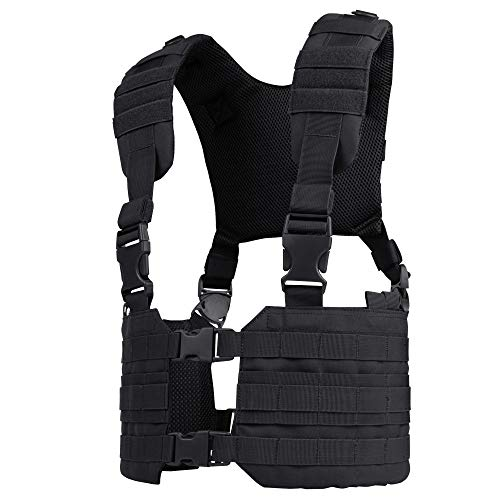 CONDOR MCR7-002 Ronin Chest Rig Black