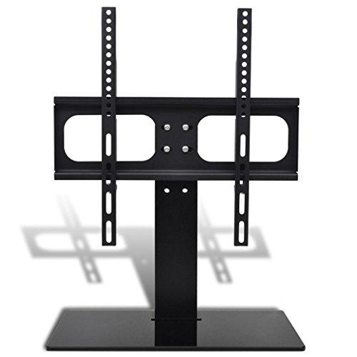 vidaXL Suporte para TV base 400 x 400 mm
