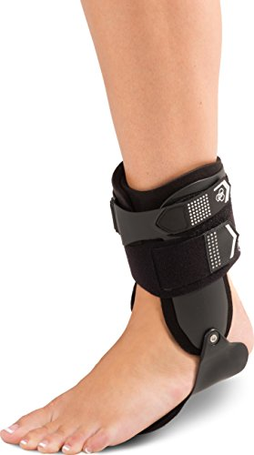 DonJoy Performance Bionic Stirrup Ankle Support Brace: Left Foot, Medium
