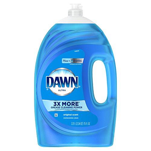 Dawn Ultra Original Dishwashing Liquid, 75 Fl Oz