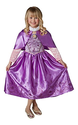 Rubie's- Princess Costume Raperonzolo per Bambini, M, IT640085-M