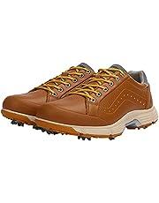 Mannen Golfschoenen Waterdicht Lederen Golf Sneakers Spikes Buffer Anti-Skid Ademend Big Size