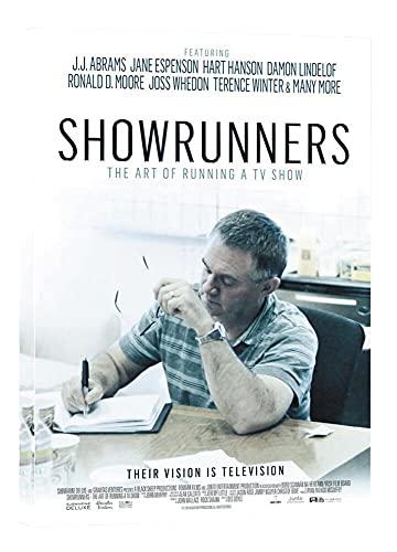419+qsS1hGS. SL500  - Showrunners : le documentaire sur l'art de diriger une série TV (sur Amazon Prime Vidéo)