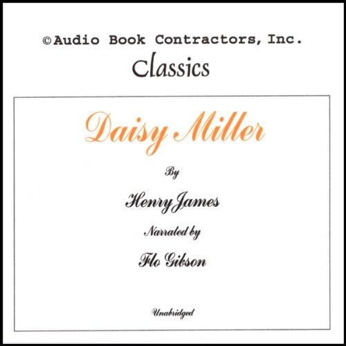 Bargain Audio Book - Daisy Miller