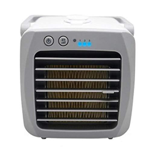 Hugyou Mini ventilador creativo del cartón lindo en forma de alce creativo ventilador USB eléctrico para los regalos de las mujeres
