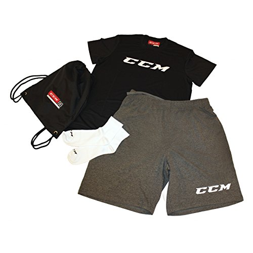 Set von Trainingsbekleidung CCM Dryland Kit SR