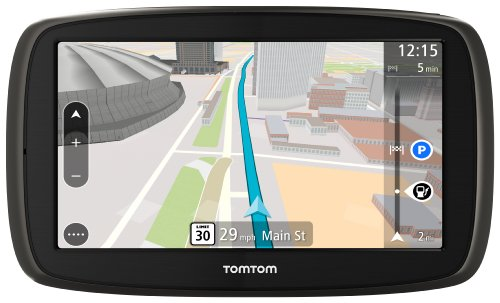 TomTom GO 60 S Portable Vehicle GPS -  1FC6.019.00