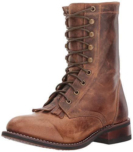Laredo womens Western Boot, Tan, 6.5 US