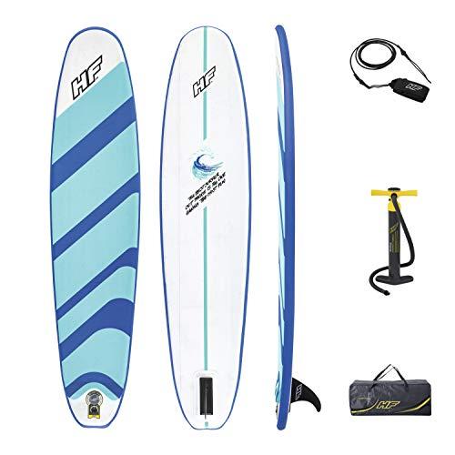 Bestway 65336 Hydro-Force uppblåsbar surfbräda 243 x 57 x 7 cm, färg