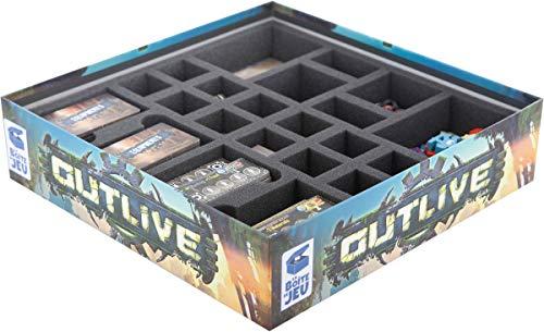 Feldherr Schaumstoff-Set kompatibel mit Outlive - Brettspielbox