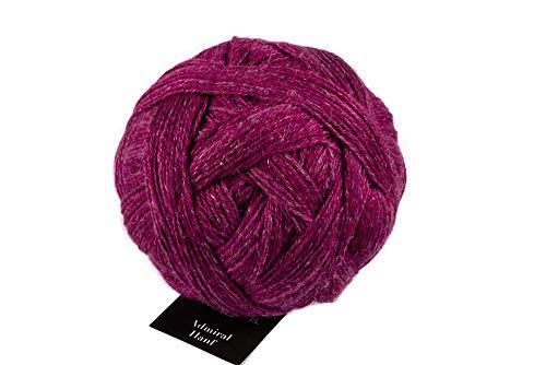 Schoppel Admiral Hanf Fb. 2373 Soft Pink, Sockenwolle zum Socken Stricken oder Häkeln