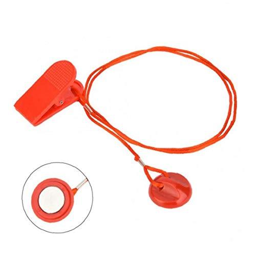 Culer Universal-laufband Safety Lock Tretmühle Sicherheitsschalter Sperr Sport Laufende Maschine Magnetic Key Gym Fitness Zubehör
