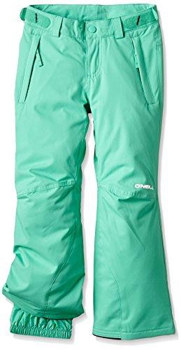 O'NEILL Pg Charm - Mono de esquí para niña, Color Verde, Talla M