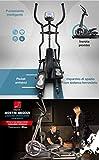Zoom IMG-1 sportstech ellittica per casa trainer