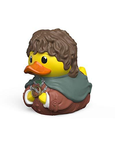 Pato de baño coleccionable - Figura Tubbz El señor de los anillos - Figura Frodo │ Figura coleccionable señor de los anillos - Producto con licencia oficial