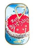 "WonderCake Feiner Kuchen in der Dose Motiv: Happy B."" von Wondercandle -"