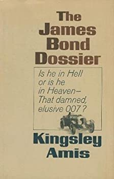 The James Bond Dossier 9997512286 Book Cover