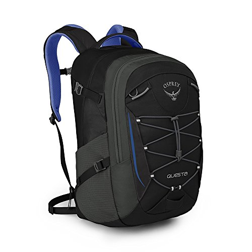 Osprey Packs Questa Daypack, Black Orchid, One Size