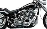 Marmitte Supertrapp Crack Pipes by PYO CROMATE per Softail FX 1986-2006