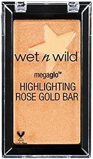 Wet N Wild Megaglo Highlighting Rose Gold Bar - 36289 Baby It's Rose-Gold Outside 0.22 oz / 6.2 g